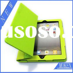 Magnetic Rotating Leather Smart Cover for iPad 2&3