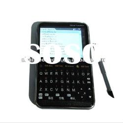 Mini Electronic Dictionary With MP3(16 Languages Translation)