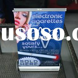 Mini Roll Up A4 with Double sides Banner