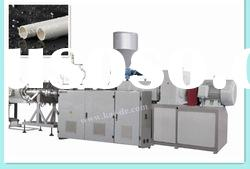 Multi-function PVC-U dainage pipe making line