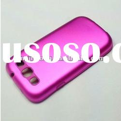 New Aluminum Metal+Silicone Hard Case Back Cover For Samsung Galaxy S3 i9300