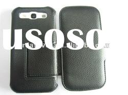 New Arrival Leather Case For Samsung Galaxy I9300 S3