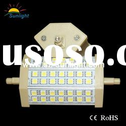 New Arrival!!!high quality 8W r7s led lamp AC85-265v