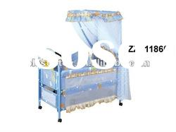 New Baby Bed Item ZZL118600 baby's cot,crib,Changing table,infanette