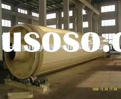 New Design Rotary Dryer drying for coal slime sand sludge etc.