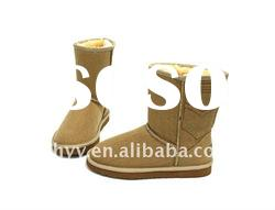 New style boots for women damask camel color fashion snow boots