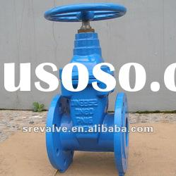 New type Resilient Gate Valve DIN3352 F4