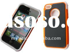 Newest Cell Phone Combo Cover Cases for iPhone 4S