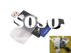 Newest USB Sim Card Reader Micro SD SD SDHC MMC