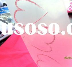 Offset color heat transfer printing paper