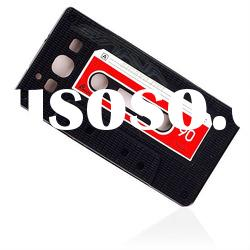Old tape Design Silicon case for Samsung Galaxy S3 i9300