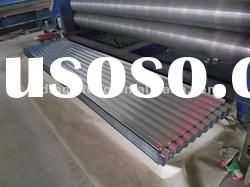 Ondule steel tole /Corrugated steel sheet Galvanized
