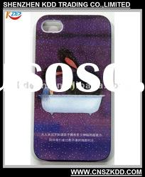 Own design Mobile phone Case For iPhone 4G/ For iPad2