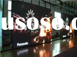 P8.75 Indoor Flexible Full-color Advertising LED Video Wall for Entertainment