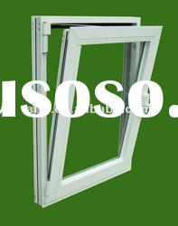 PVC windows with double glass