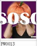 PW0013 pumpkin party wigs