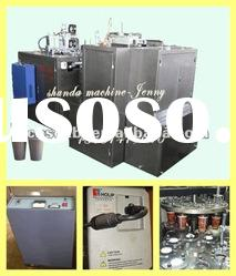 Paper cup heating machine/hot air system machine/hot drinking cups machine