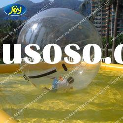 Perfect Water Walking Ball with Inflatable Swimming Pool