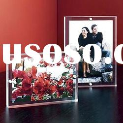 Photo Frame Magnet---Acrylic Factory