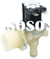Plastic Electric Solenoid Water Valve