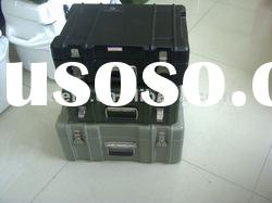 Plastic tool storage box packing cases with handle