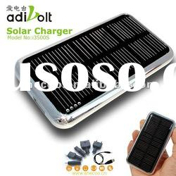 Portable Emergency Solar Charger External Battery for HTC Touch HD2