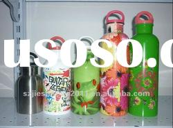 Pretty new desigh stainless steel sport bottle BPA FREE & FDA approved
