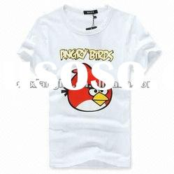 Promotional Compressed T-shirt, Made of 100% Cotton, Suitable for Advertising or Gifts