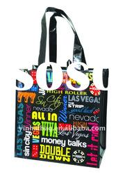 Promotional non woven tote bag with lamination