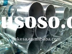 Q195 thick wall straight carbon bright steel pipe