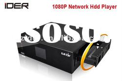 Q303 Factory HD media player with 5.1 audio output support vedio decoding