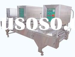 QCF-6 Cup Washing Filling&Sealing Machine