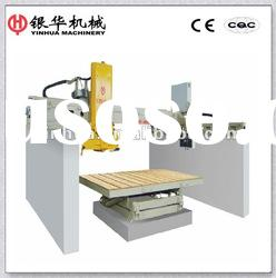 QHW-800 Infrared Fully Automatic Bridge Type Edge Cutting Machine stone edge cutting machinery