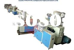 SJRQG PE Gas And Water Supplying Pipe Extrusion Line