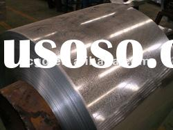 SPCC zinc coating hot dipped galvanized steel coil manufacturer