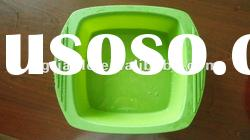 Silicone Square Bakeware/Environment material Bakeware