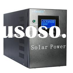 Solar/wind power inverter with built-in solar/wind controller 500W