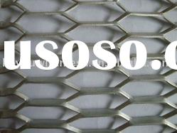 Stainless steel/Aluminum/ Steel expanded metal mesh(Hot Sales )