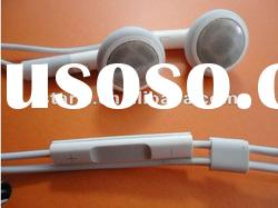 Stereo in-ear headphone earphone for iPhone, iPad, 3.5mm jack MP3, MP4, PMP, lowest price