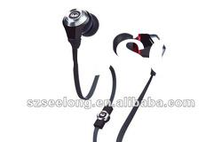 Stylish For Apple iPhone iPod iTouch iPad Voice Changing ControlTalk In-Ear Earphone Headphone
