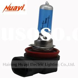 Super white brightness Quartz glass bulb H8, Auto halogen bulb 12V35W