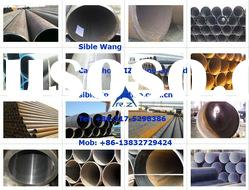 Thick wall T JOINT Weld steel pipes