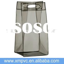 Top quality clear plastic ice bag in new design XYL-I057