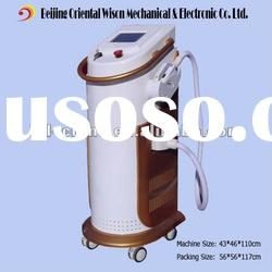 Vertical IPL Hair Removal Beauty Equipment