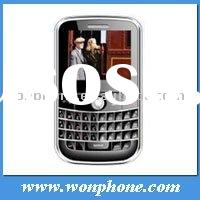 WIFI TV Dual Sim Cell Phone W9000 Quad band Qwerty Phone
