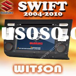 WITSON touch screen car dvd gps for suzuki swift