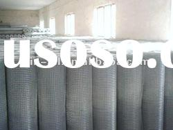 Welded Wire Mesh with hot dipped galvanization