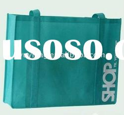 With handles to the bottom non woven promotional bag