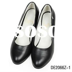 Women dress shoes,genuine leather shoes