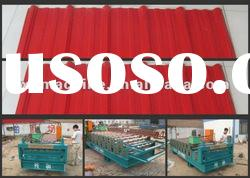 XH1075-1125 automatic double deck roll forming machine for steel